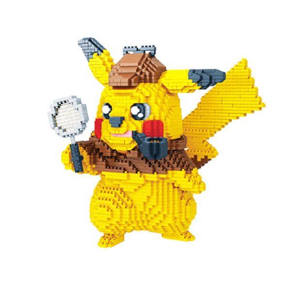 Pokemon Pikachu Building Block