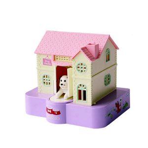 Money Box Piggy Bank Dog House