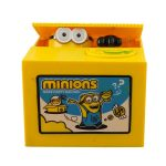 Minion Bob Money Box Piggy Bank