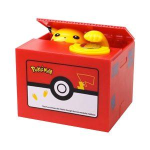 Pokemon Pikachu Money Box Piggy Bank
